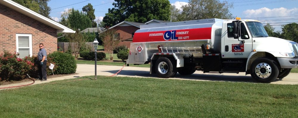 Oil Delivery in Mooresville, North Carolina